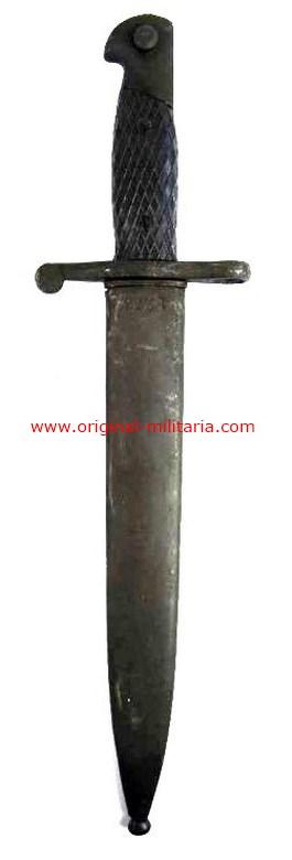 Machete Bayoneta M1941 para la Infantería de Marina Española